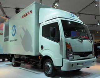 E-trucks – Keeping things clean
