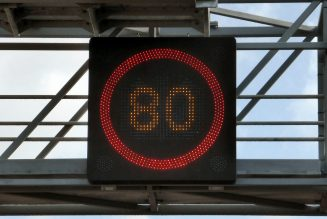French not happy about lower speed limit