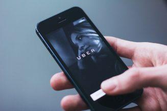 Uber: Drivers' jobs should be safe