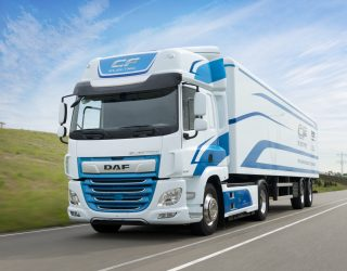 DAF to debut new electric truck
