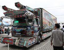 Dekotora: Part of trucking's subculture