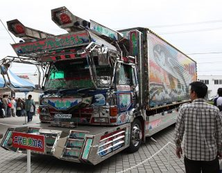 Dekotora: Part of trucking's subculture