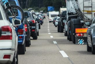 Can Europe's roads get any more congested?