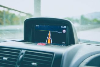 Sat navs getting the brunt of drivers' frustrations
