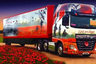 The story behind the Poppy Truck: exclusive interview