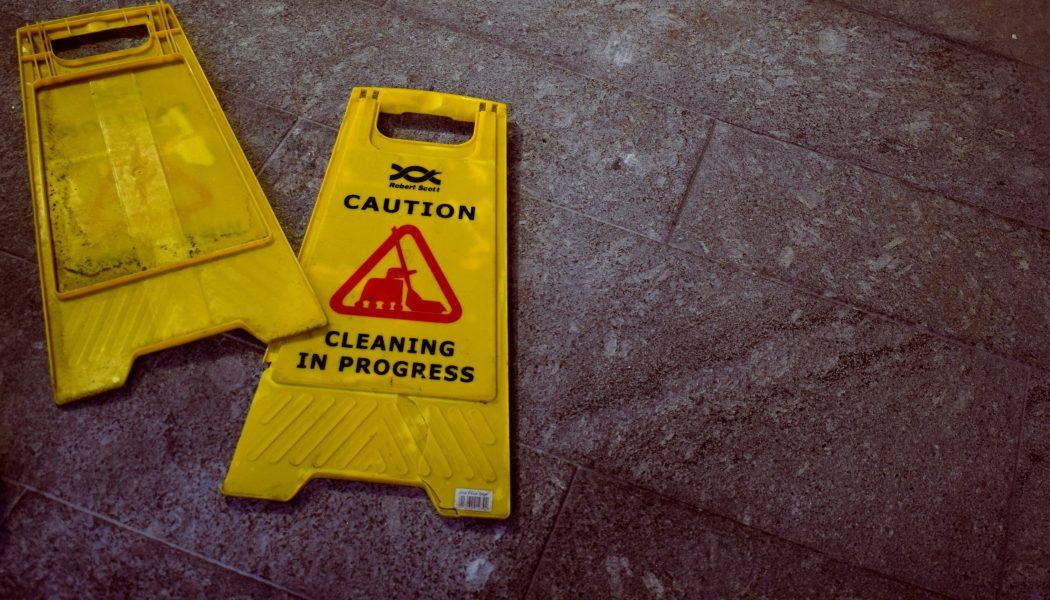Beware, dirty trucks ahead