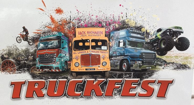 The 8 best trucks at Truck Fest