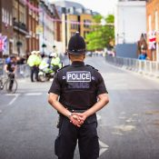 Police operation targets truckers