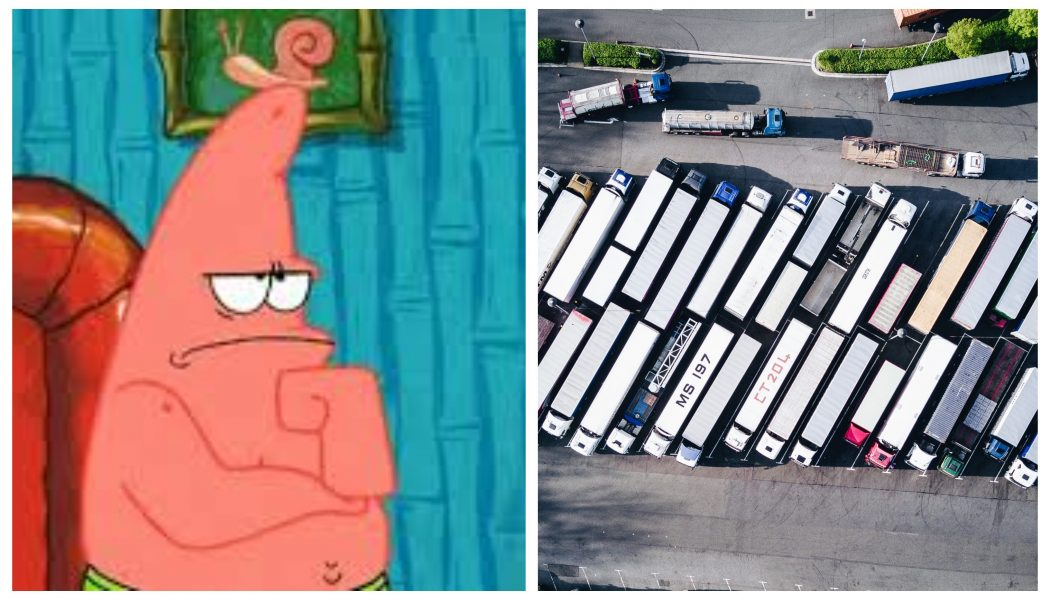 Only a REAL truck driver can get 5/5 on this truck drivers shortage quiz