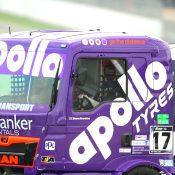 Apollo Truck's grand finale at Le Mans