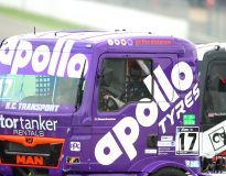 Apollo Truck's grand finale at Le Mans