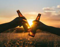 Beer o'clock?