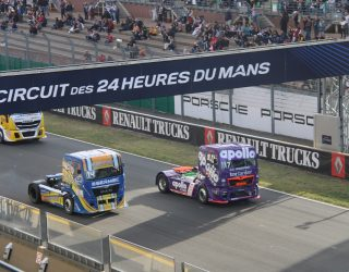 Virtual truck racing championship to kick off on Sunday the 24th of May