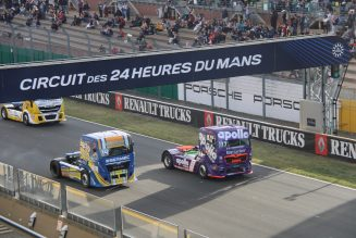 The highs and lows of truck racing at Le Mans