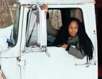 Female truckers – on a road and app near you
