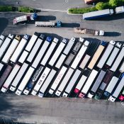 Research reveals pandemic effect on road freight turnover