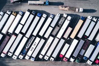 Hauliers forced to park fleets as work dries up