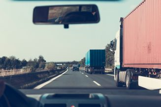 E-highways could reduce UK trucking emissions