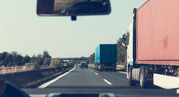 5 truck driver safety tips