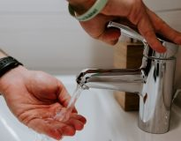 Truckers denied option to wash hands