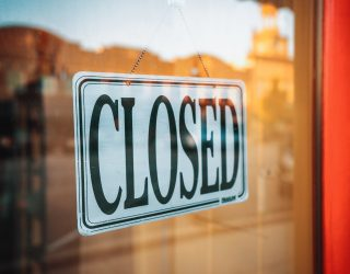 Restaurants and truck stops close