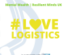 Mental Health Solutions joins the #LoveLogistics campaign