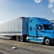 Better working conditions for truck drivers? The reality