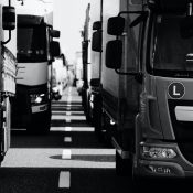 Queues of 7,000 trucks, warns leaked report