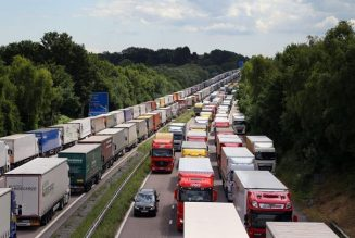 "Truck chaos at Dover a ""national embarrassment"""