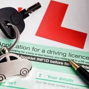 driving licence categories