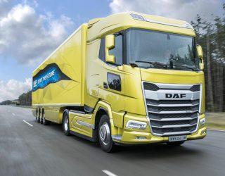 DAF unveils new XF, XG and XG+ trucks