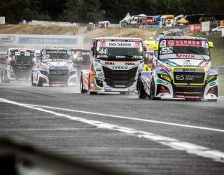 2021 European Truck Racing Championships – Round 1 Hungaroring
