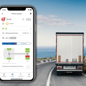 Goodyear teams up with ZF for fleet management