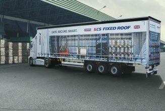 Schmitz Cargobull announces new UK factory