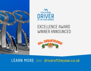 Driver of the Year Award 2021 winners unveiled
