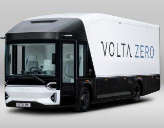 Volta Zero first trials take place