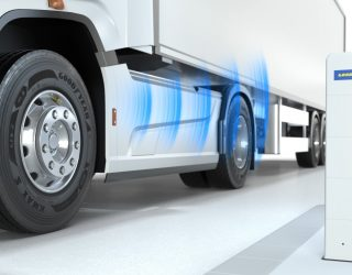Goodyear unveils its new tyre pressure monitoring system – DrivePoint