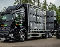 PRM Green Technologies gets the Mercedes-Benz Actros low-down once again