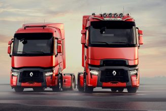 Renault Trucks revamps its T, T High, C and K models