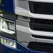 Scania unveils revamped Euro 6 trucks