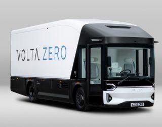 Volta Trucks unveils Volta Zero prototype chassis