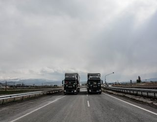 Iveco promotes the benefits of natural gas in trucks