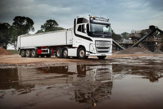 Bayliss Bros impressed with their new Volvo FH