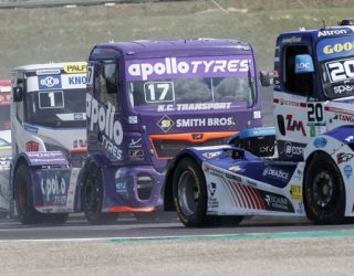 The 2021 FIA European Truck Racing Championship makes its way to the Czech Republic and the Most Circuit this coming weekend 27th -29th August 2021.