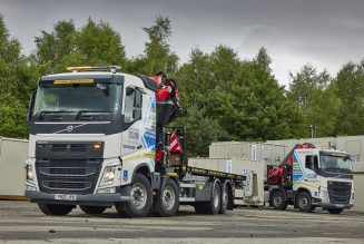 Garic's Volvo Trucks order confirms commitment