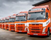 Knowles Transport takes delivery of its largest ever vehicle order