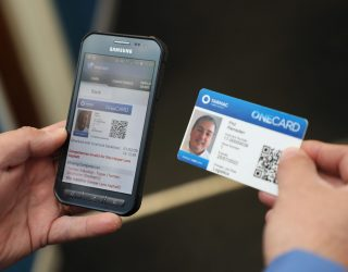 The smart card keeping HGV drivers safe