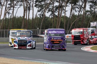 The 2021 FIA European Truck Racing Championship heads to France for round 4 of this season's Championship this coming weekend 25th-26th September 2021.