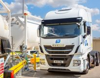 Food supplier Moy Park has made the largest ever order for Iveco's natural gas trucks in the UK.