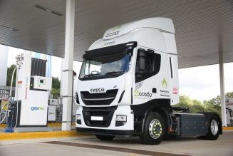 Online supermarket firm Ocado Group has signed with Gasrec to build a new compressed natural gas refuelling site.